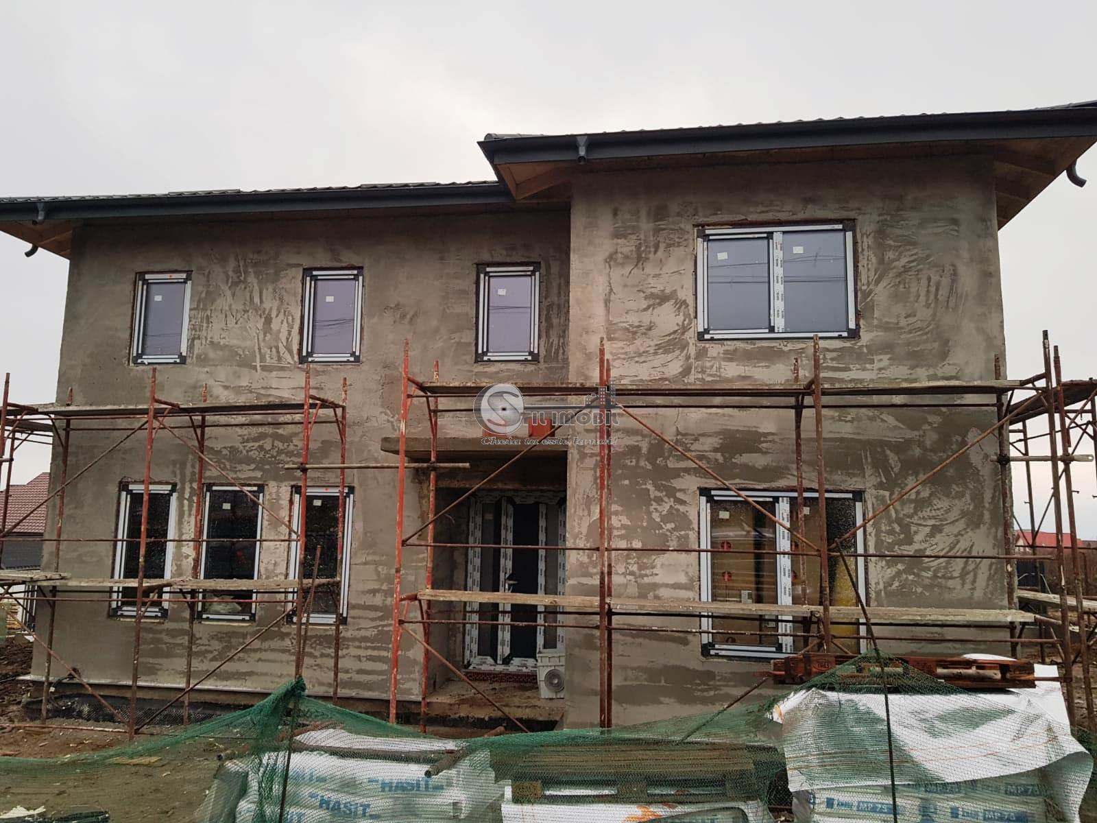 Vila grandioasa in Valea Adanca