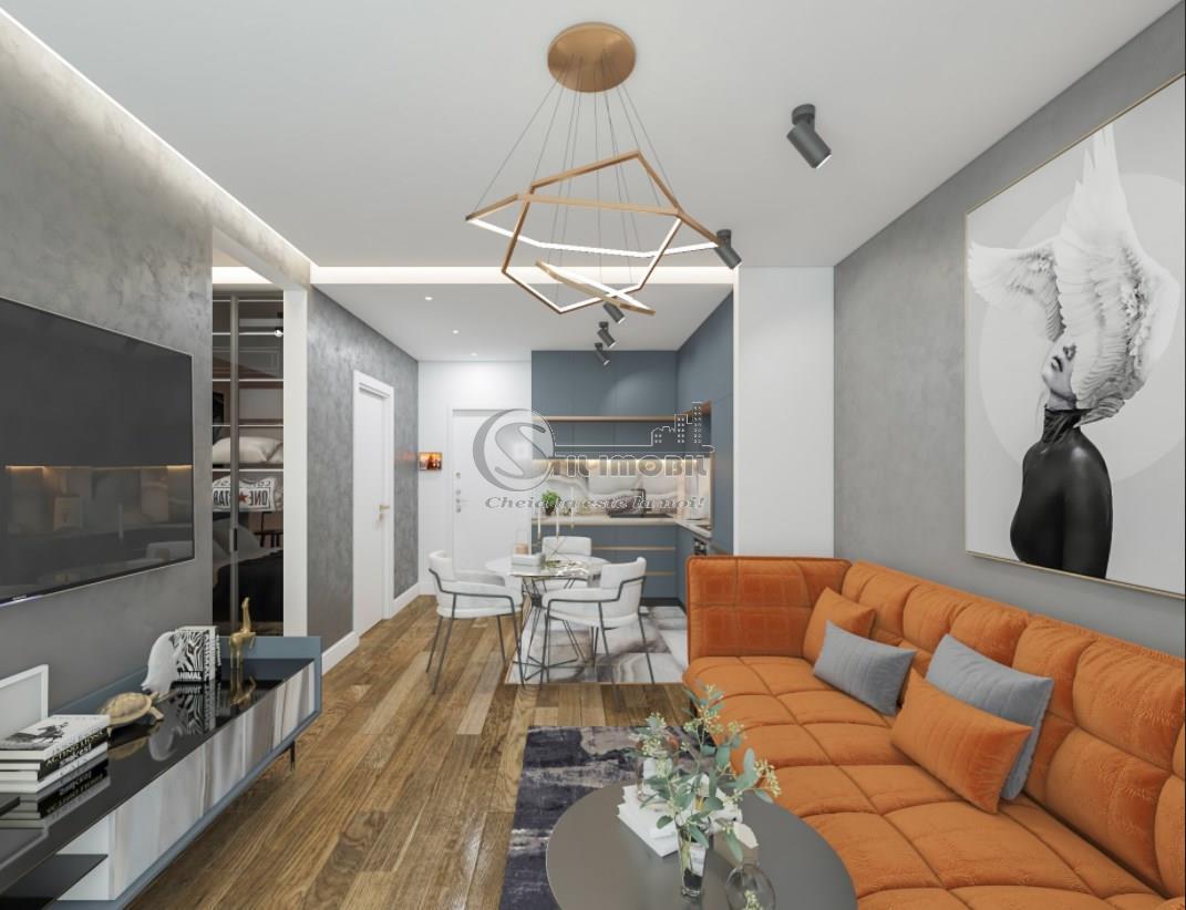 Apartament 3 camere ,94mp, Tatarasi bloc nou