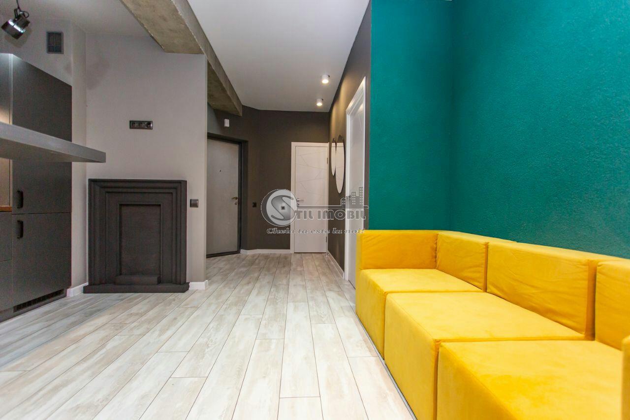 SEMICENTRAL, Esplanada Oancea, 2 camere, 78000 euro, 52 mp.