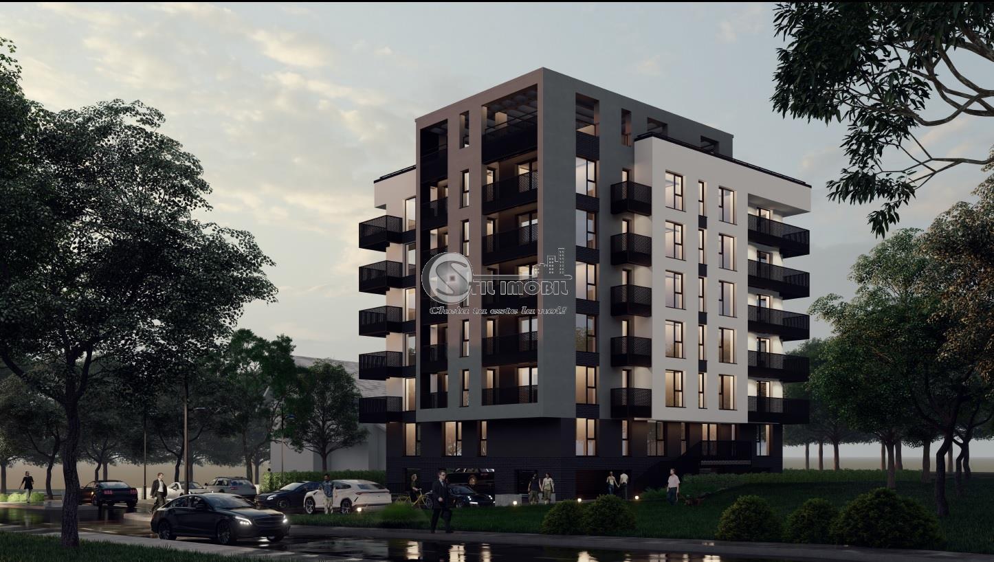 Apartament 1 camera 40mp - Copou, Sadoveanu, predare septembrie 2021