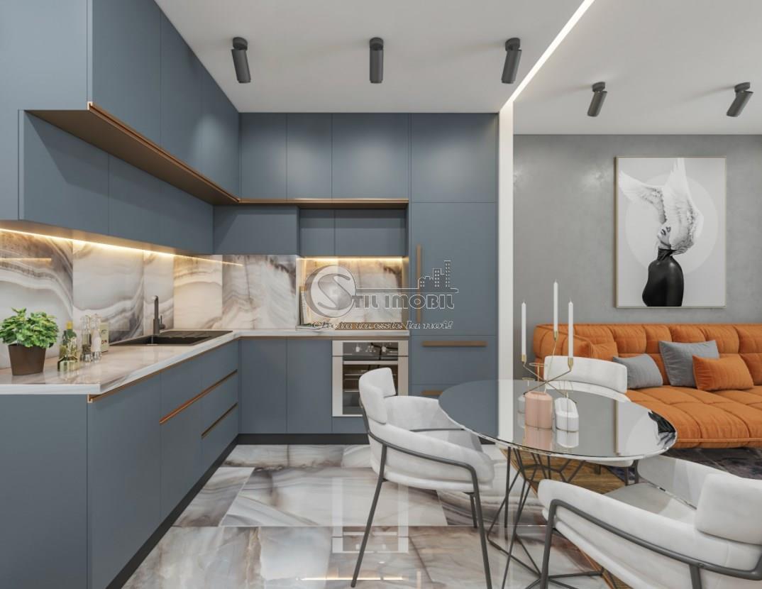 2 camere , 41mp, bloc nou Tatarasi, 2021