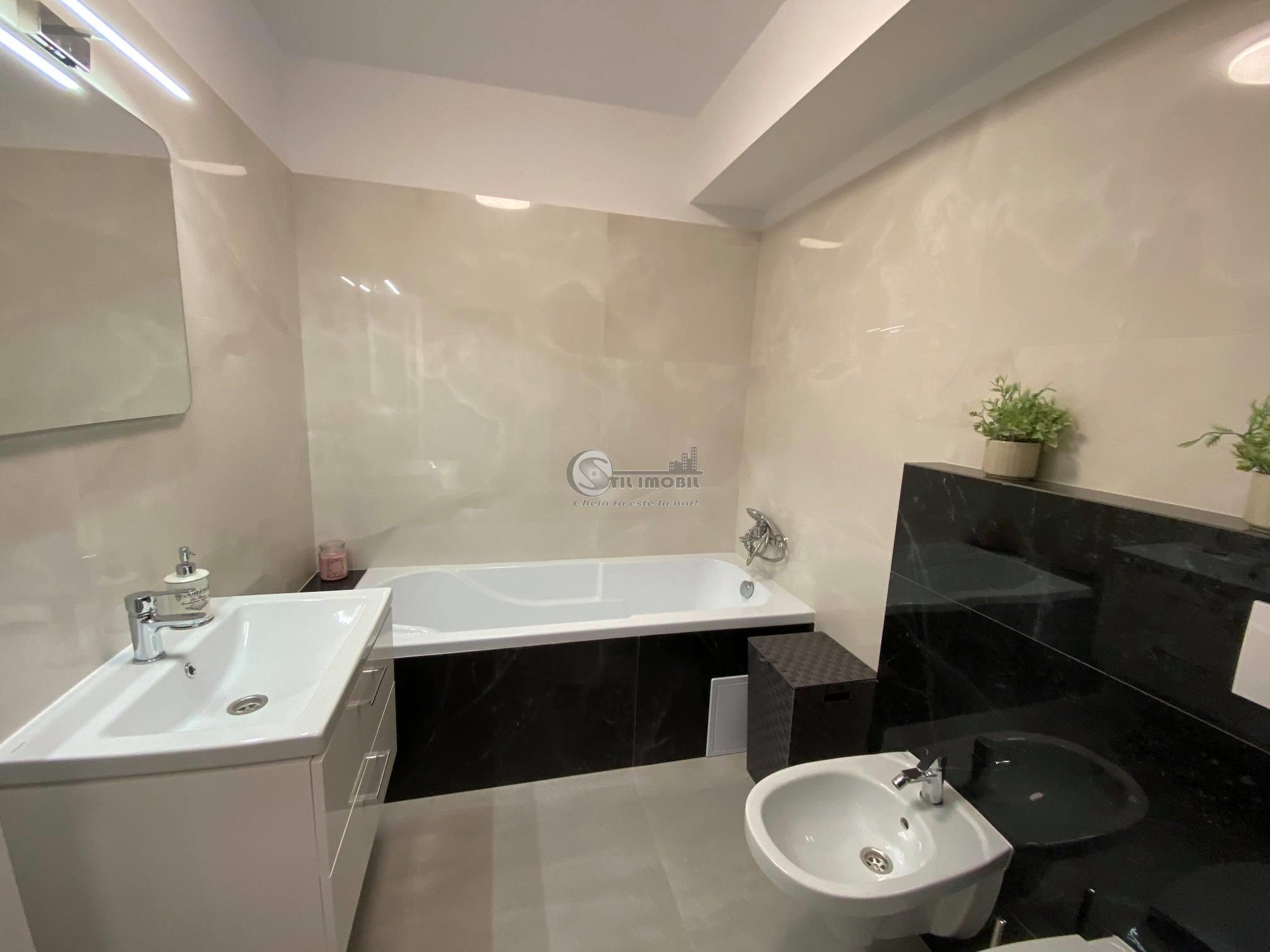 Apartament 2camere, 56mp, CUG  bloc nou