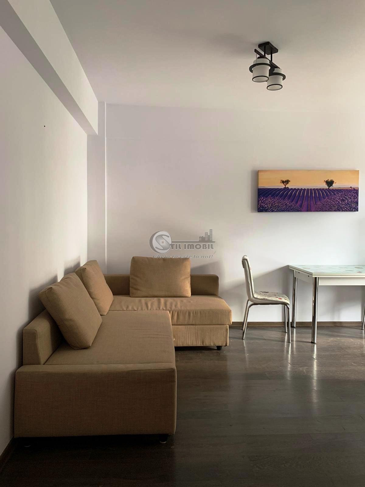 Apartament 2 camere->Copou-Aleea M. Sadoveanu->Bloc nou