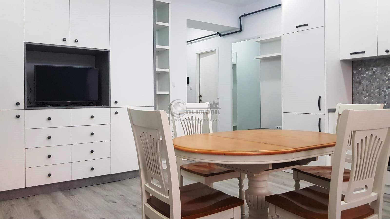 Apartament NOU 3 camere Tudor Vladimirescu - Bucsinescu