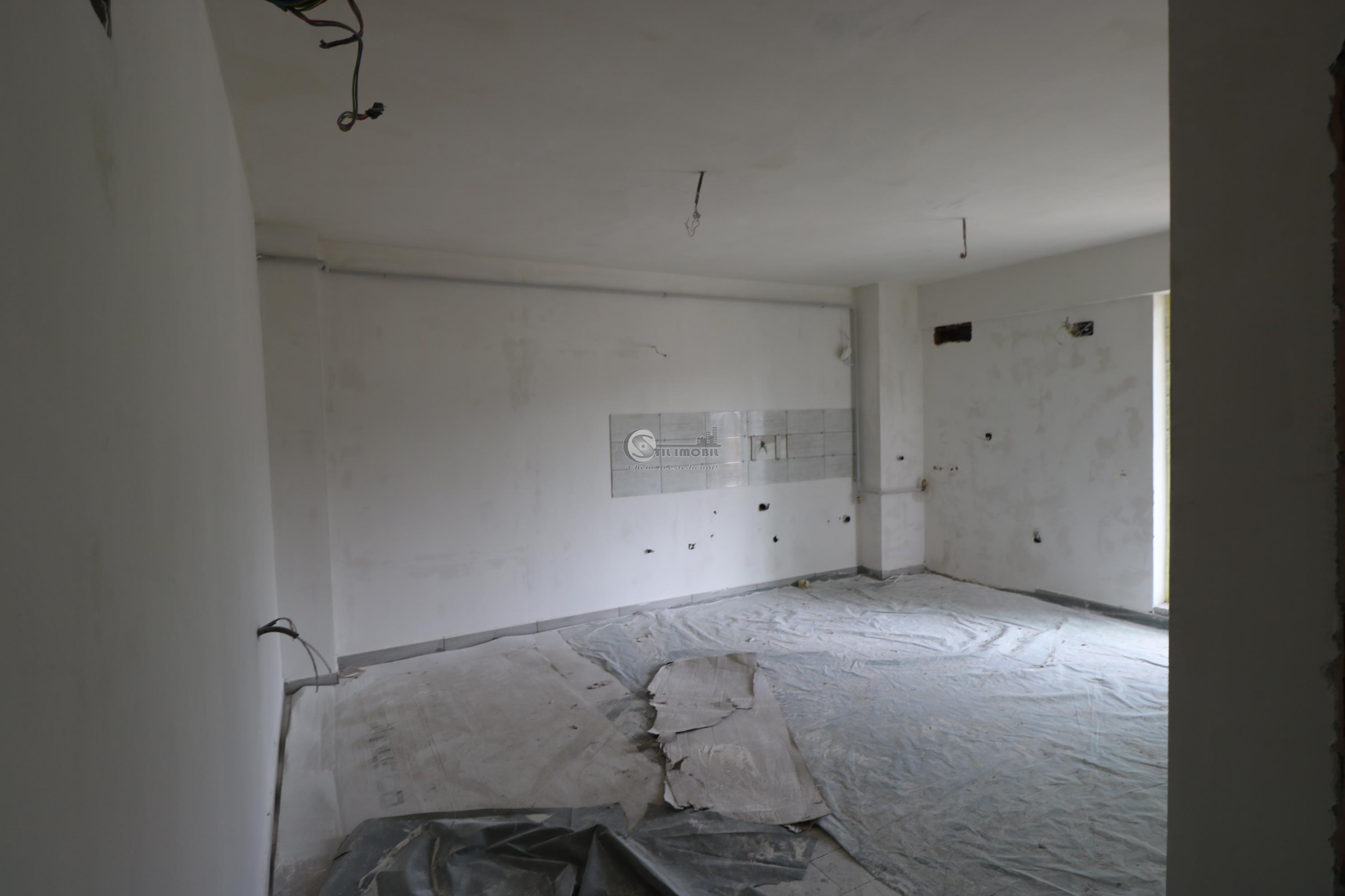 Apartament nou, 1 camera, 44mp,  Pacurari, 48300Euro