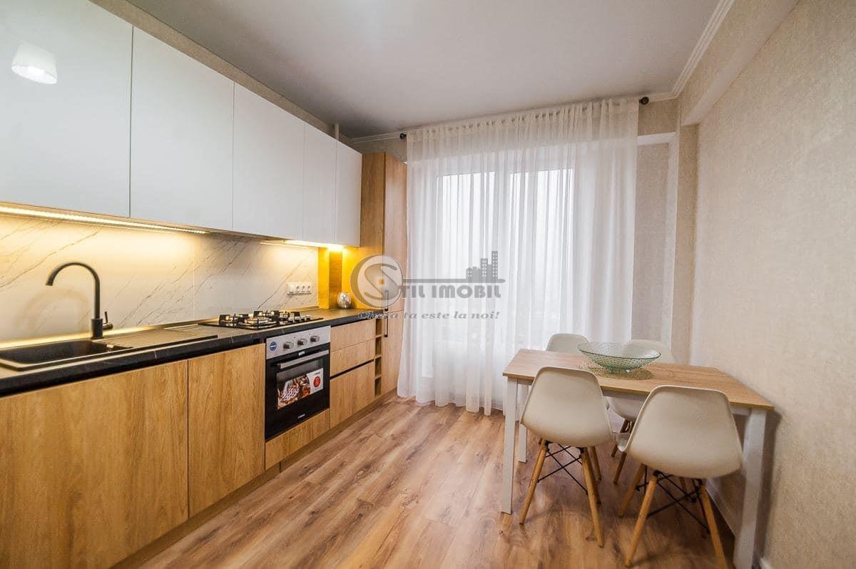 Apartament nou 2 camere, 64mp. Pacurari. 70200Euro