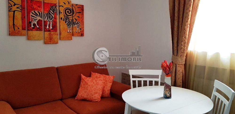 Apartament 1 camera + parcare Parcul Copou Univ.Al.I Cuza