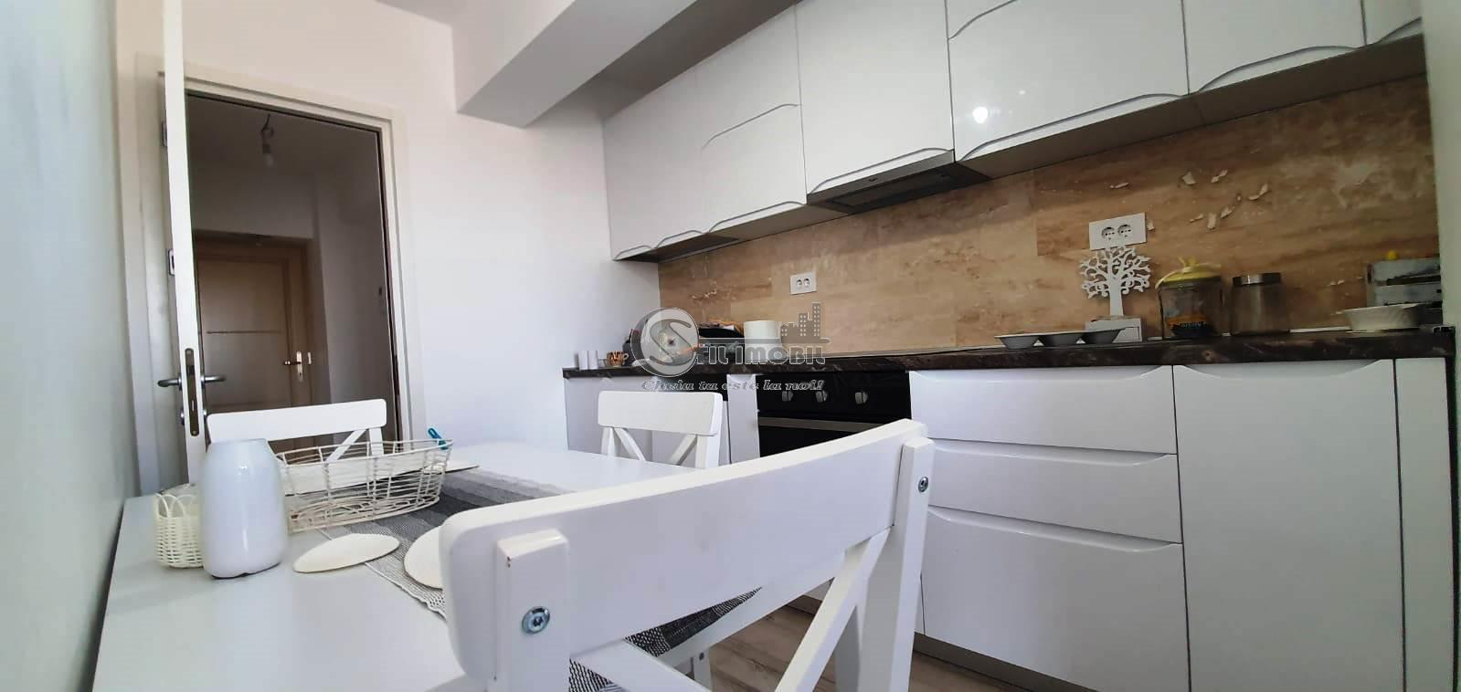Apartament NOU 4 camere+parcare Newton Residence