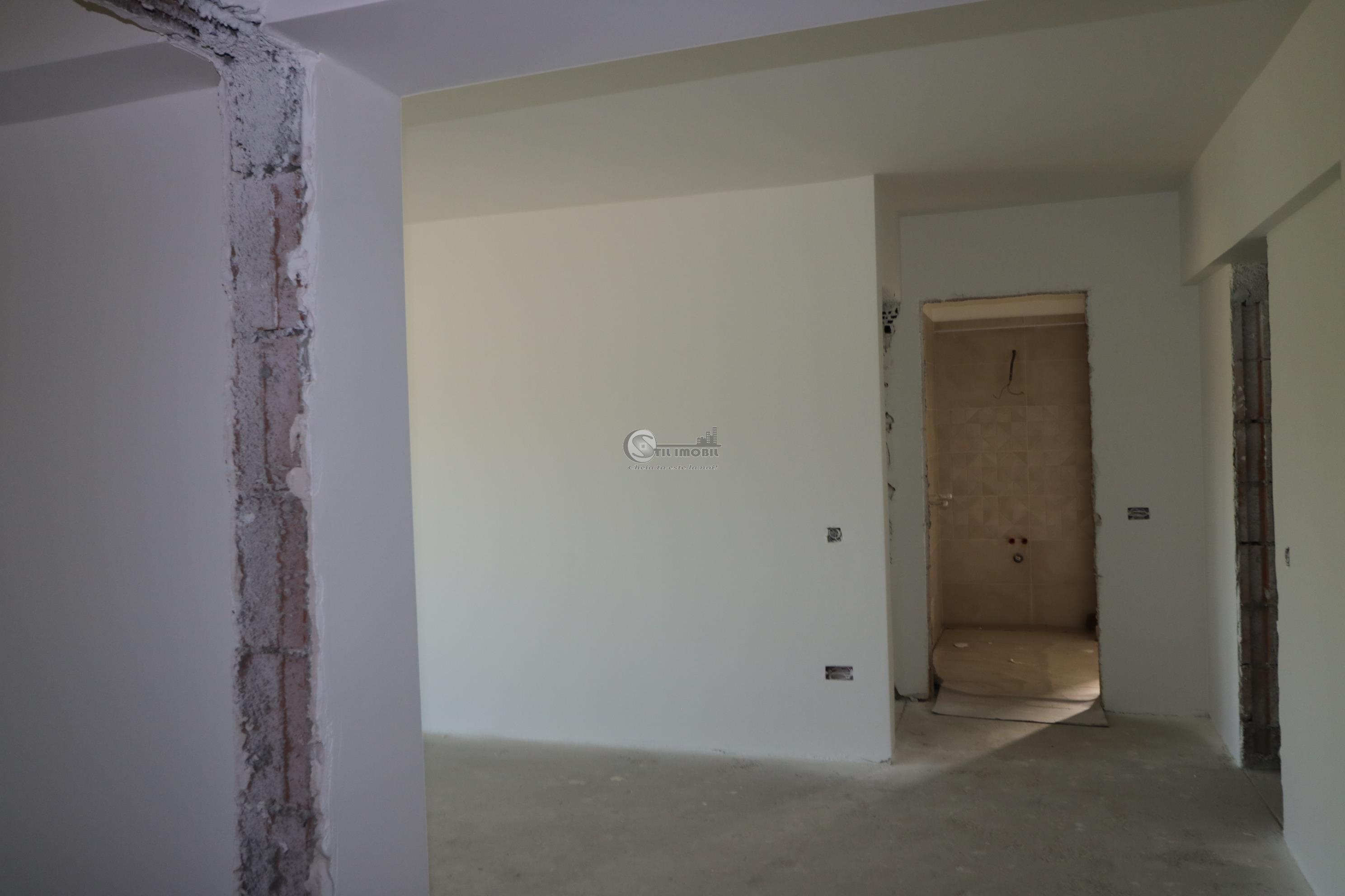Apartament nou, 2 camere, 61mp, 58000Euro, Bucium