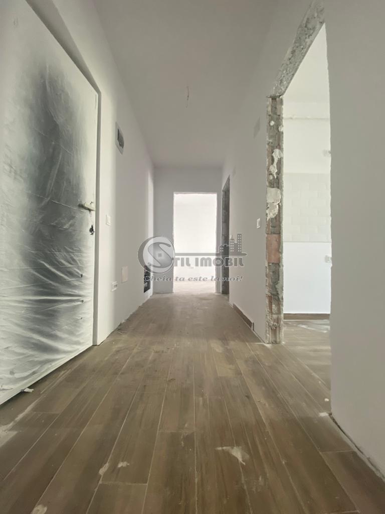 Apartament nou 2 camere, Pacurari, 60mp, 63300Euro