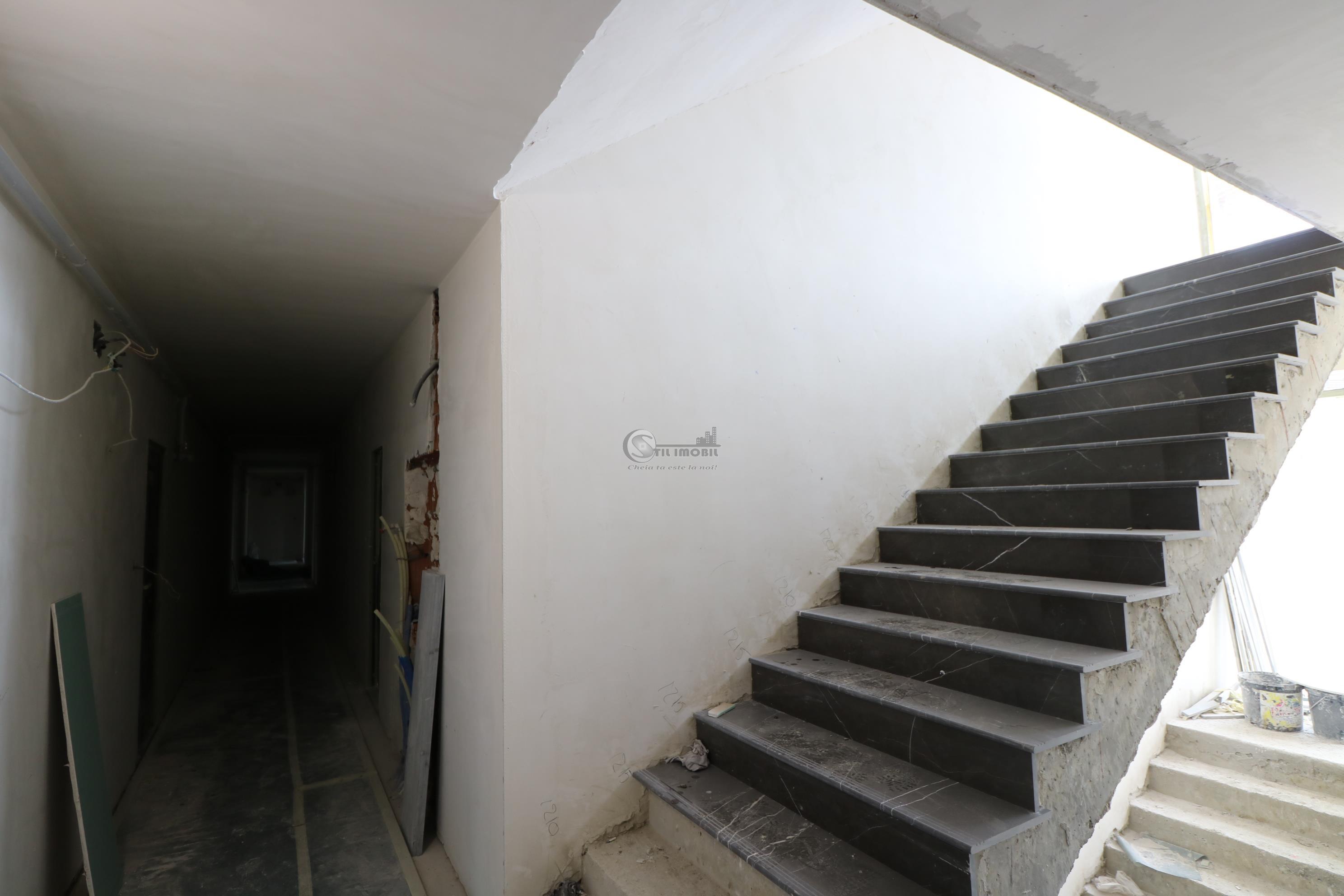 Apartament nou 1 camera, 34mp, Pacurari, 34400 Euro