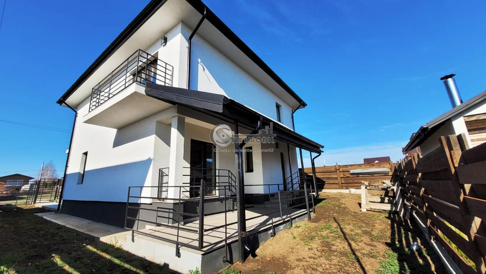 Vila Individuala finalizata Valea Adanca
