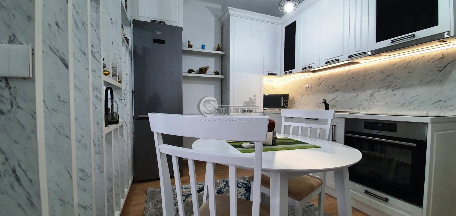 Apartament 1 camera STUDIO Copou + parcare privata