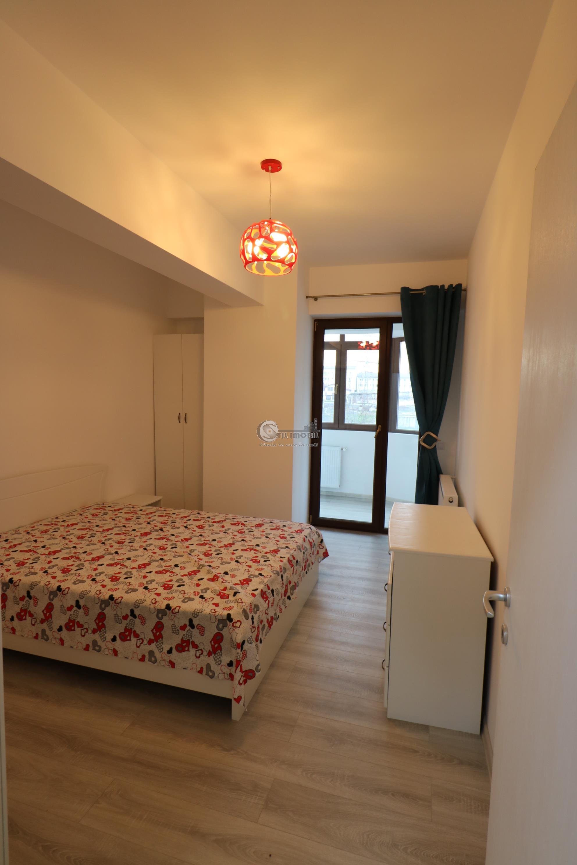 Apartament nou cu 2 camere,62,3mp,Selgros, 82000 euro