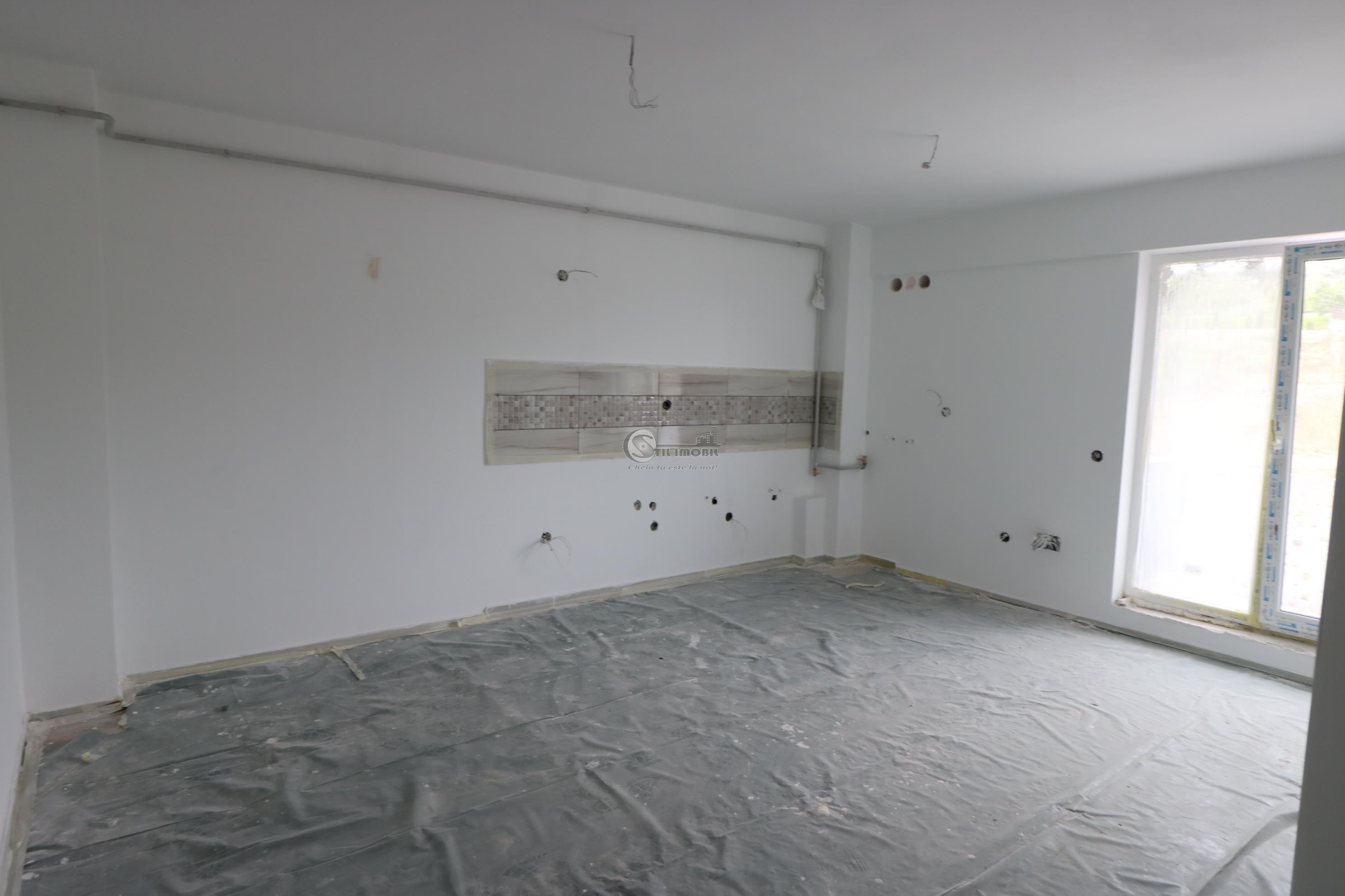 Apartament nou, 2camere, 41mp, Pacurari, 43600 Euro