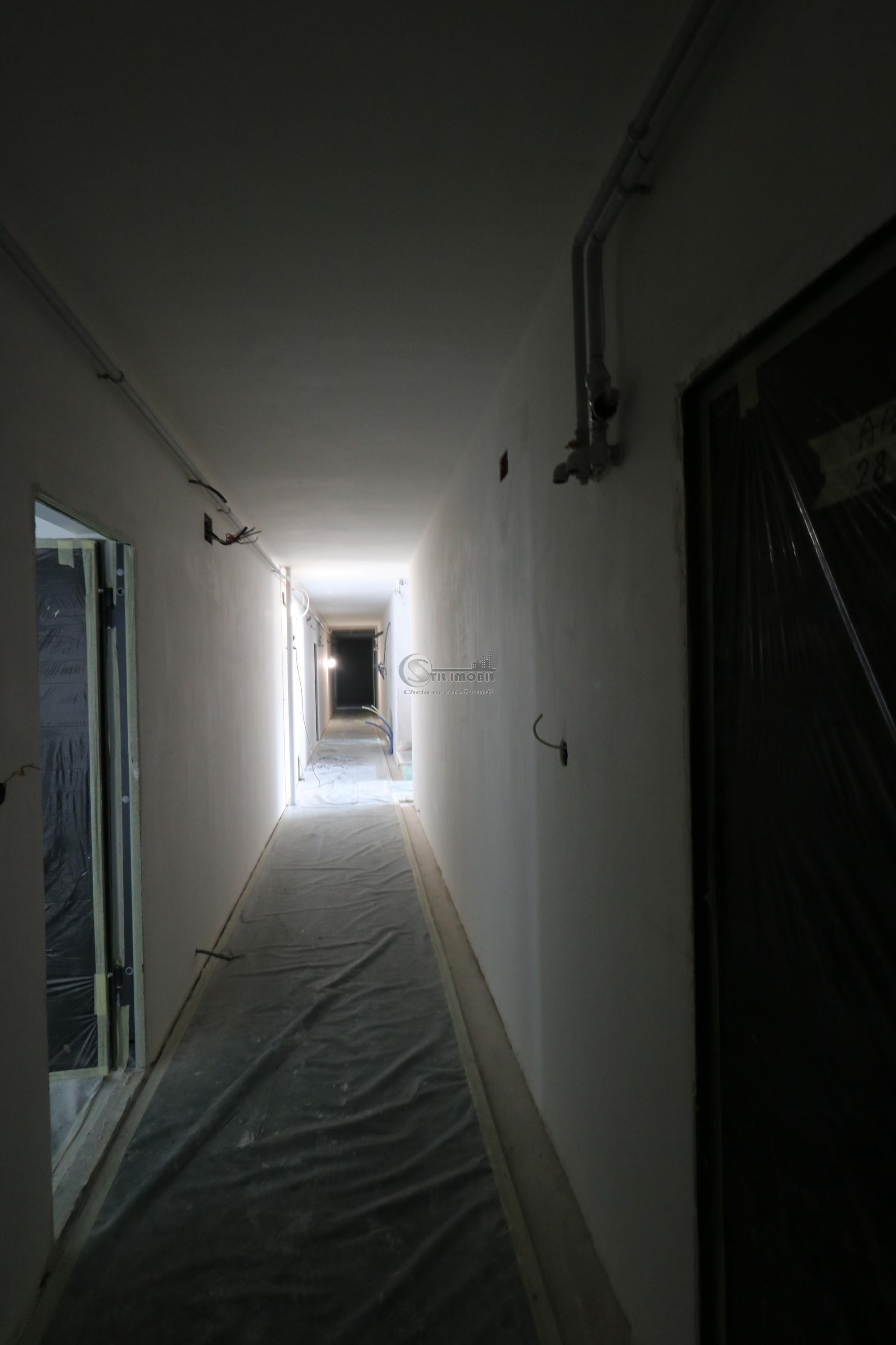 Apartament nou 1 camera 30 mp Pacurari 32700 euro