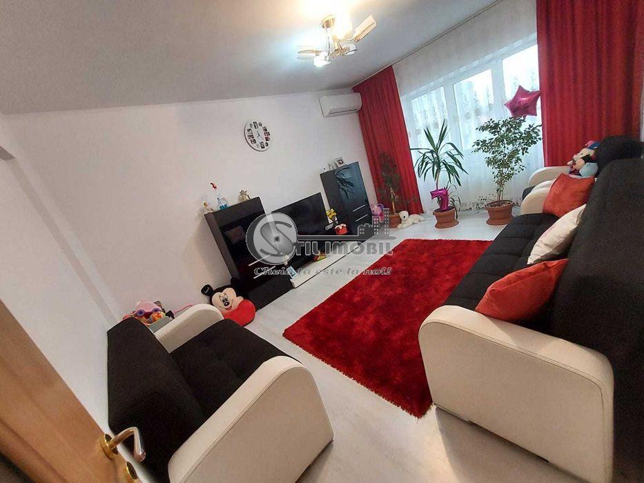 Apartament 3 camere decomandat, 65mp, Frumoasa, 76000Euro