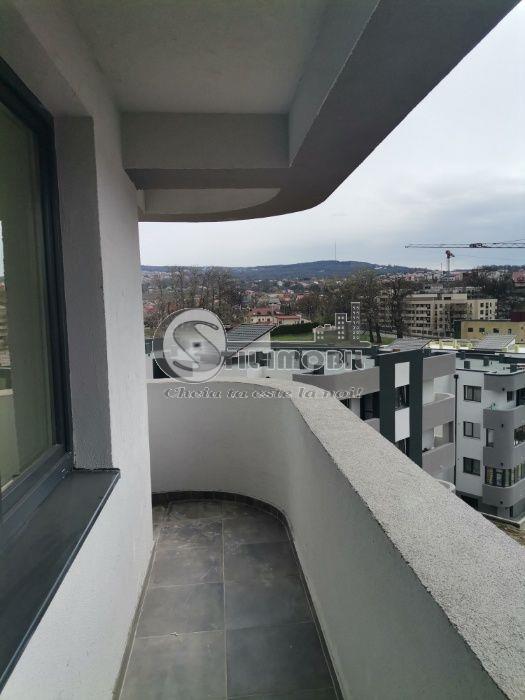 Apartament cu 2 camere, 54mp,Bucium 56700 euro