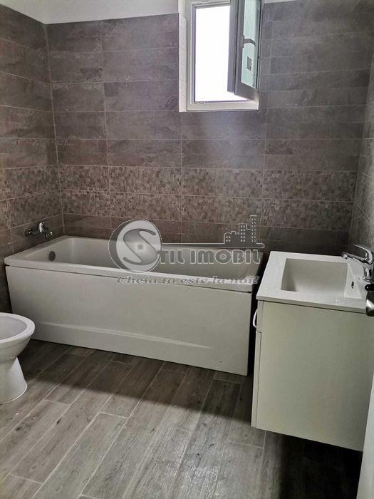 Apartament cu 2 camere , finalizat, 53mp gradina, Bucium 55000 euro