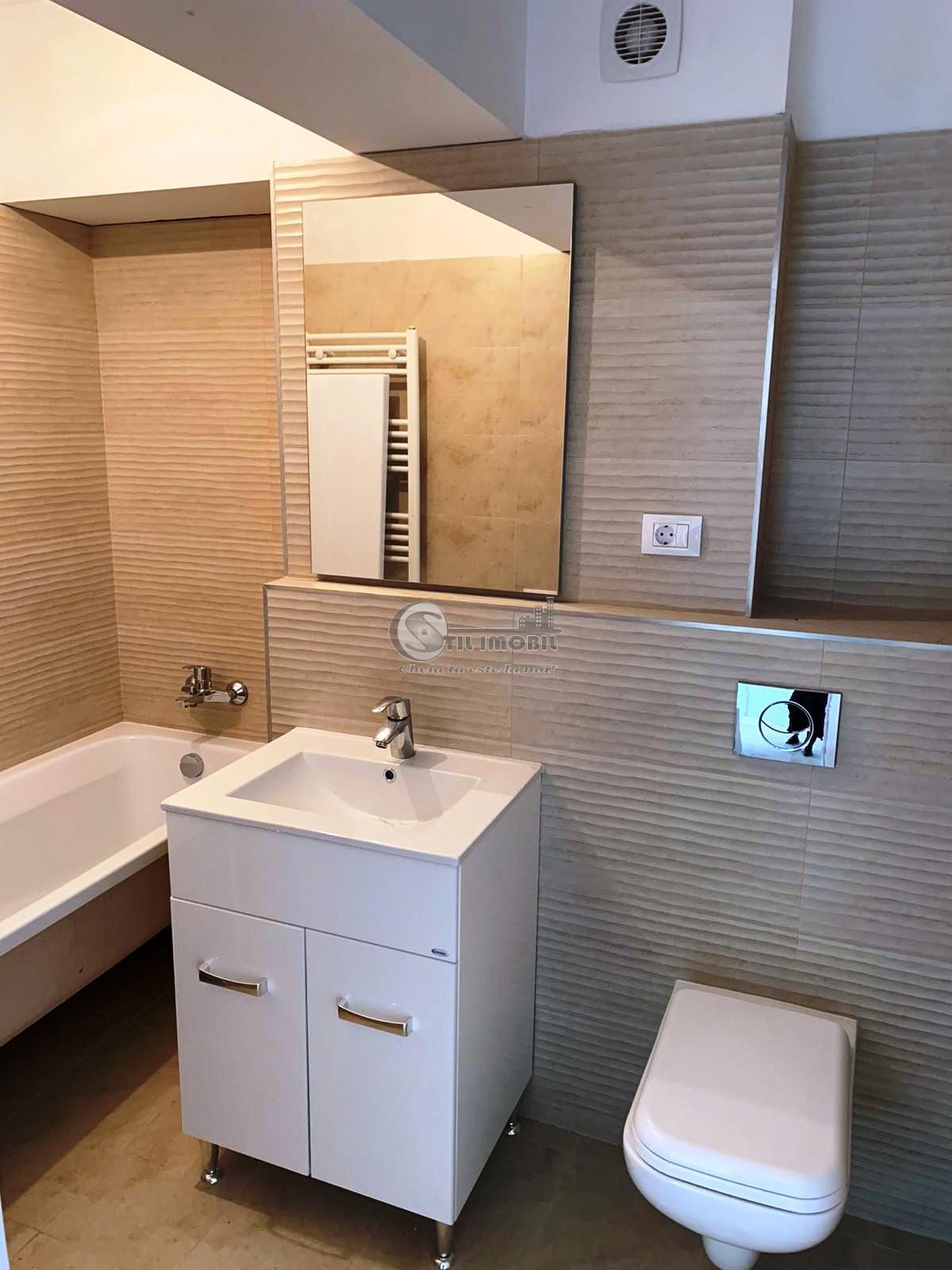 Apartament 2 camere NOU,Bucium-Lidl->Mutare imediata