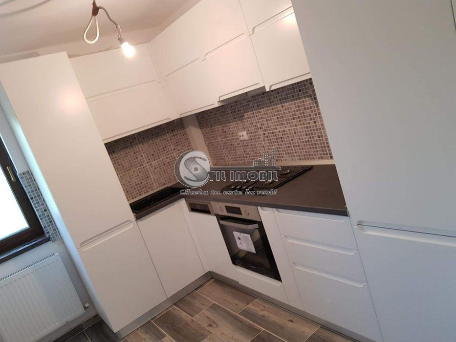 Apartament NOU 2 camere,etaj 2/4, 55500 Euro