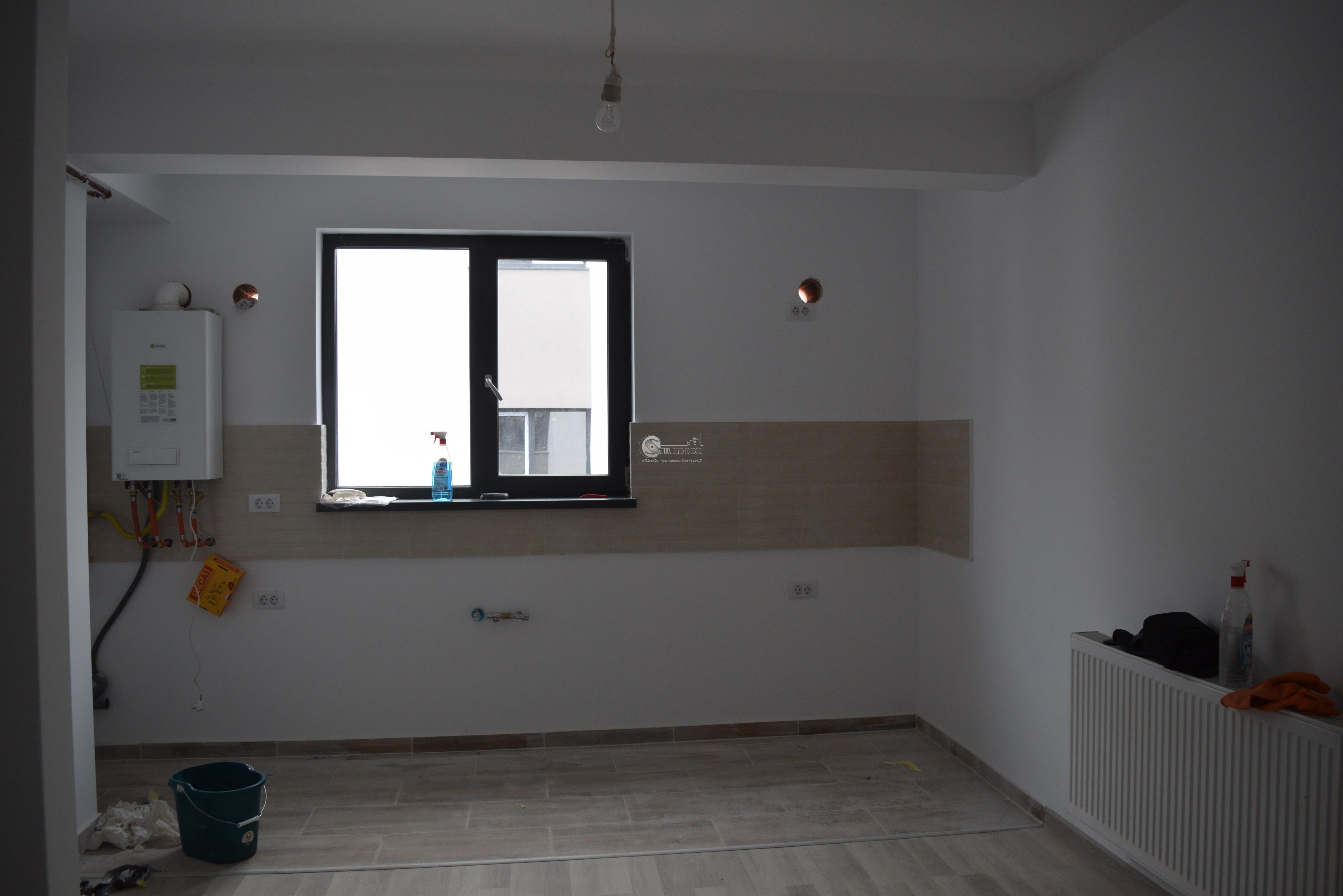 Apartament Nou - Bucium - 3 Camere - ultimul apartament.