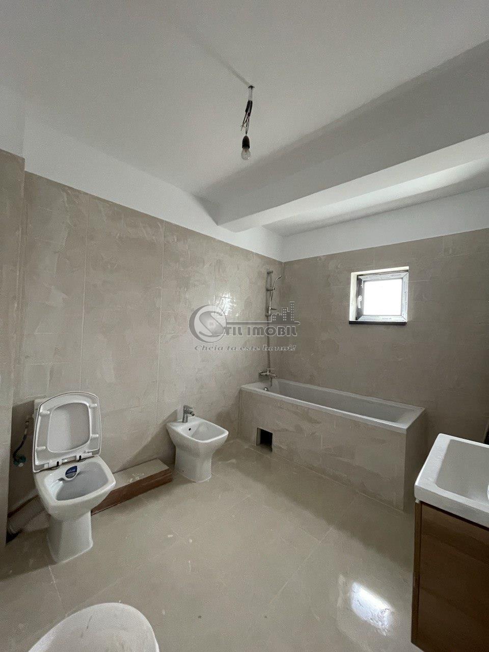 Apartament Nou, 2 camere, Bucium, 53000 euro, mutare imediata