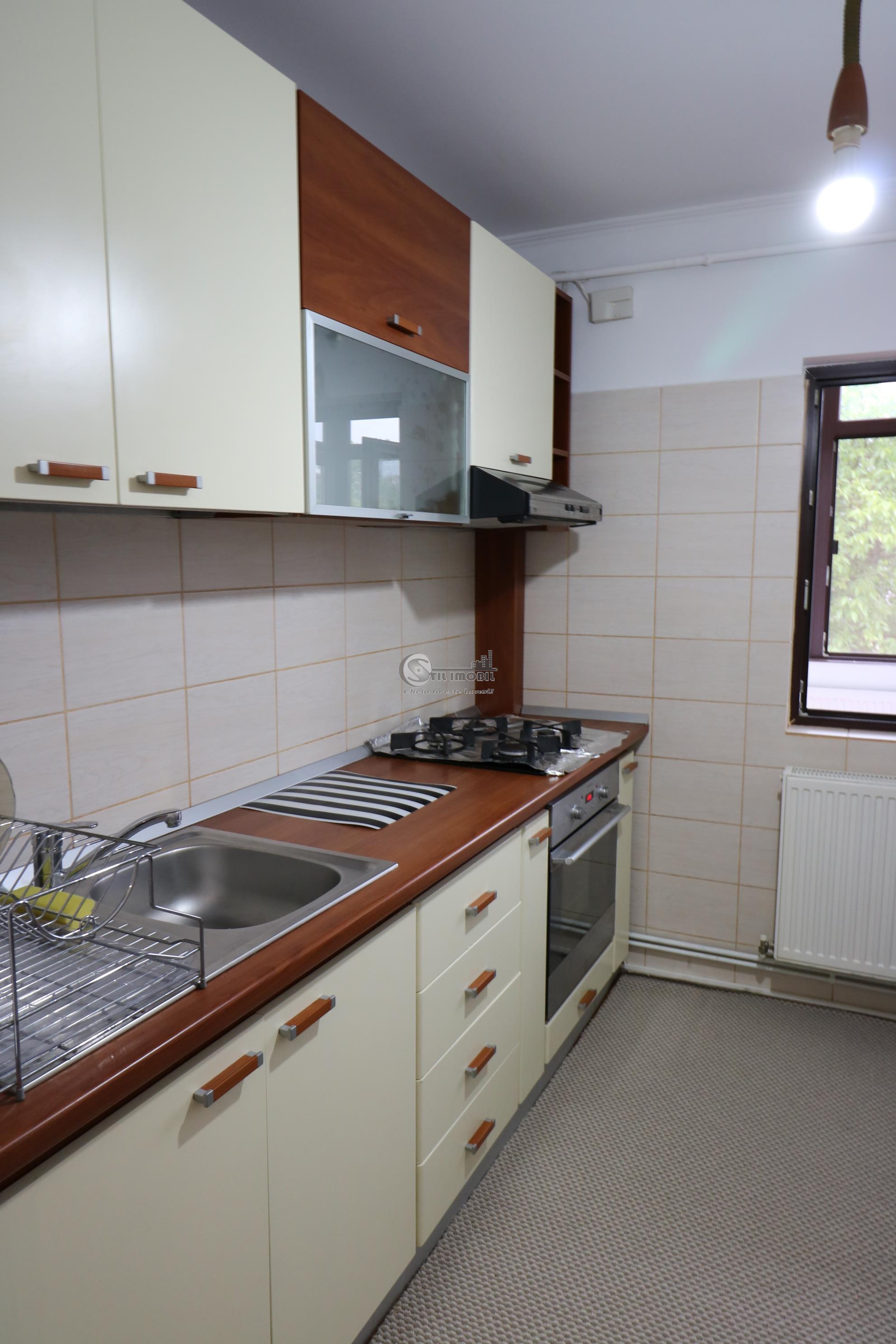 Apartament 3 camere decomandat, Pod de Fier -  Tg Cucu, 86000 Euro