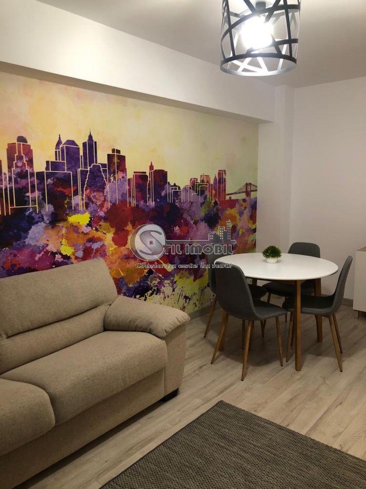 Apartament 2 camere, decomandat, Tatarasi-Lidl, 440 Euro