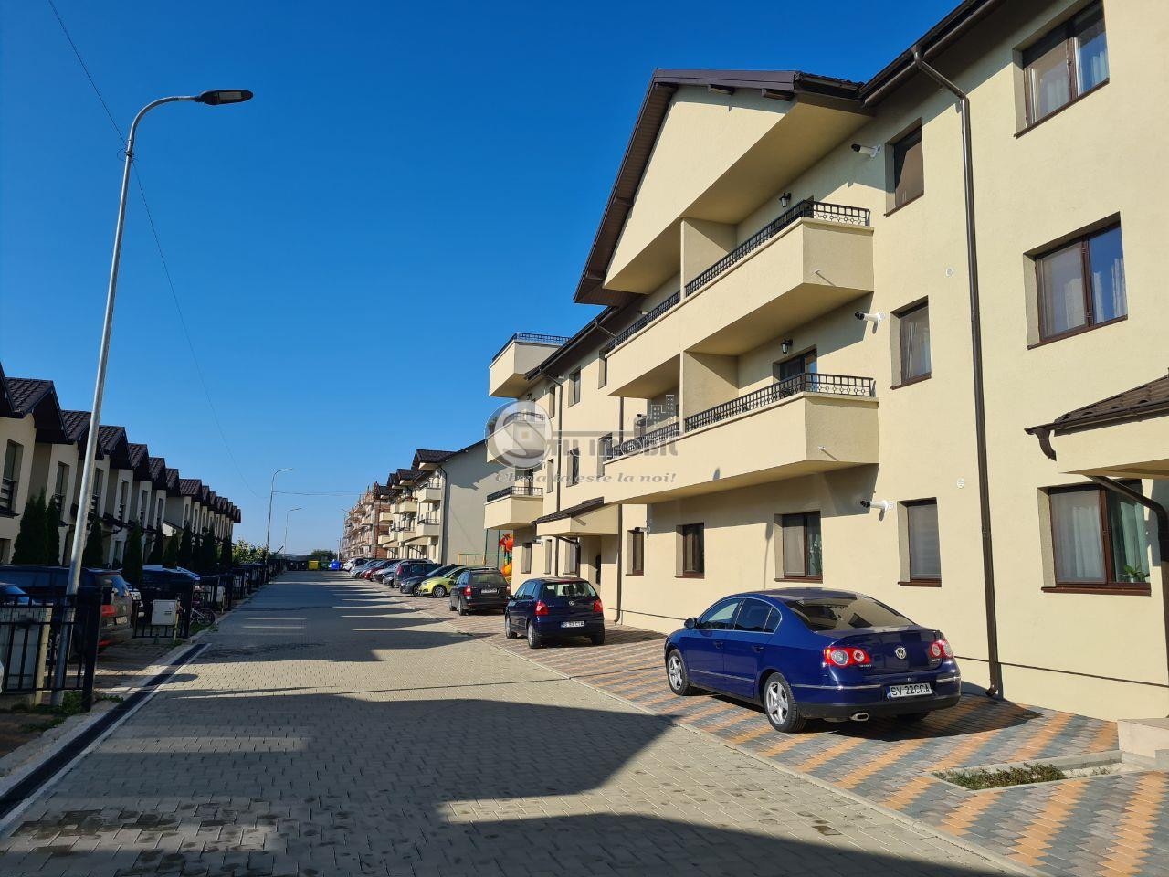 Apartament 3 camere 56mp+gradina de 50mp