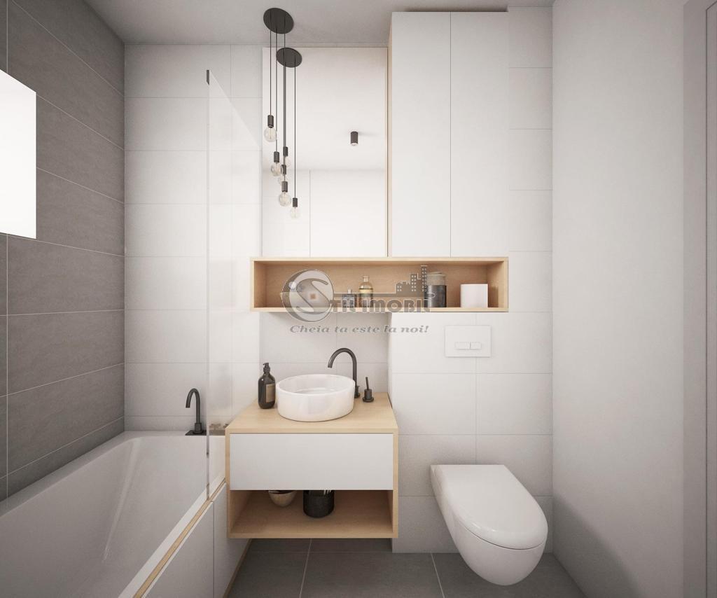 Apartament nou, 4 camere+terasa, 175mp, Continental