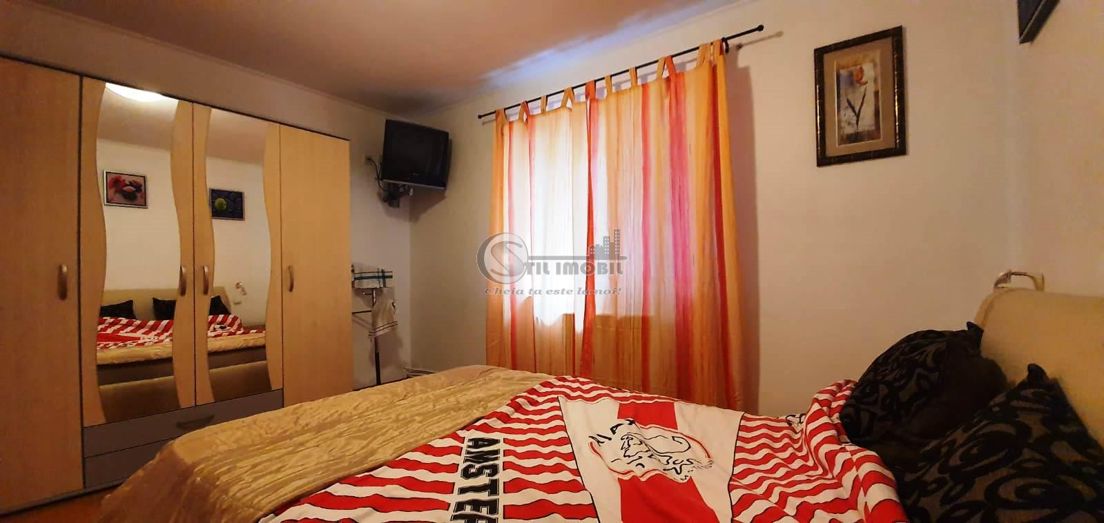 Apartamnet 2 camere decomandat Vile Tg. Cucu - Palat Justitie