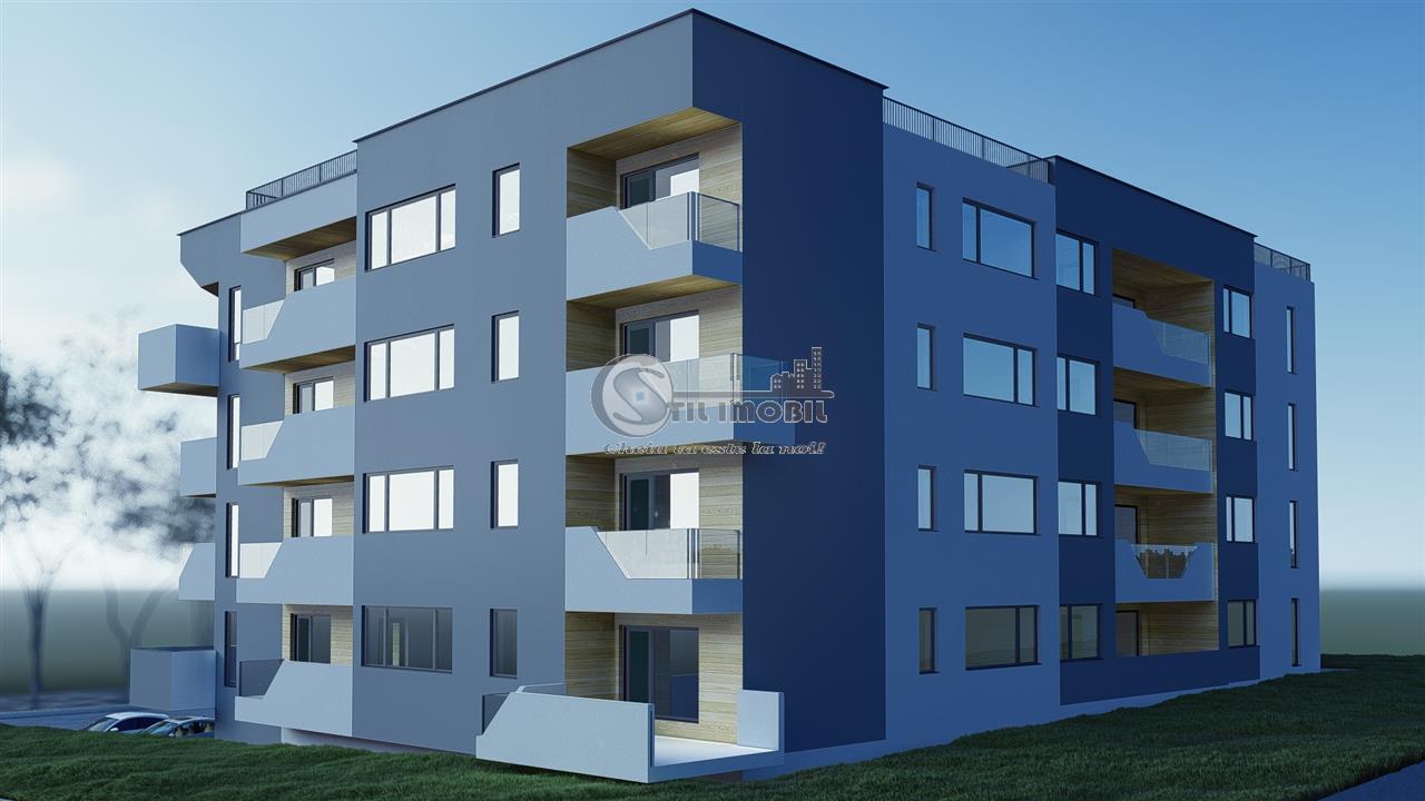 OFERTA! Apartament 2 camere ,NOU,Copou->61,4 mp