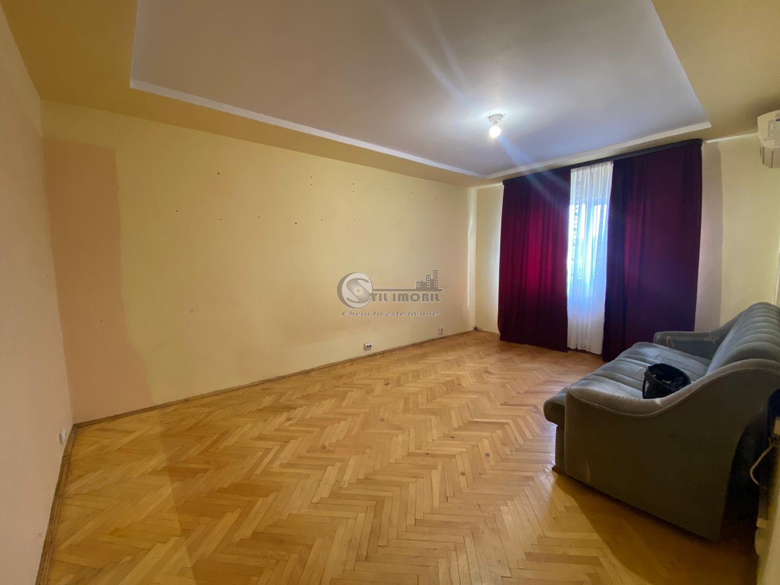 Apartament 2 camere, decomandat, 53mp