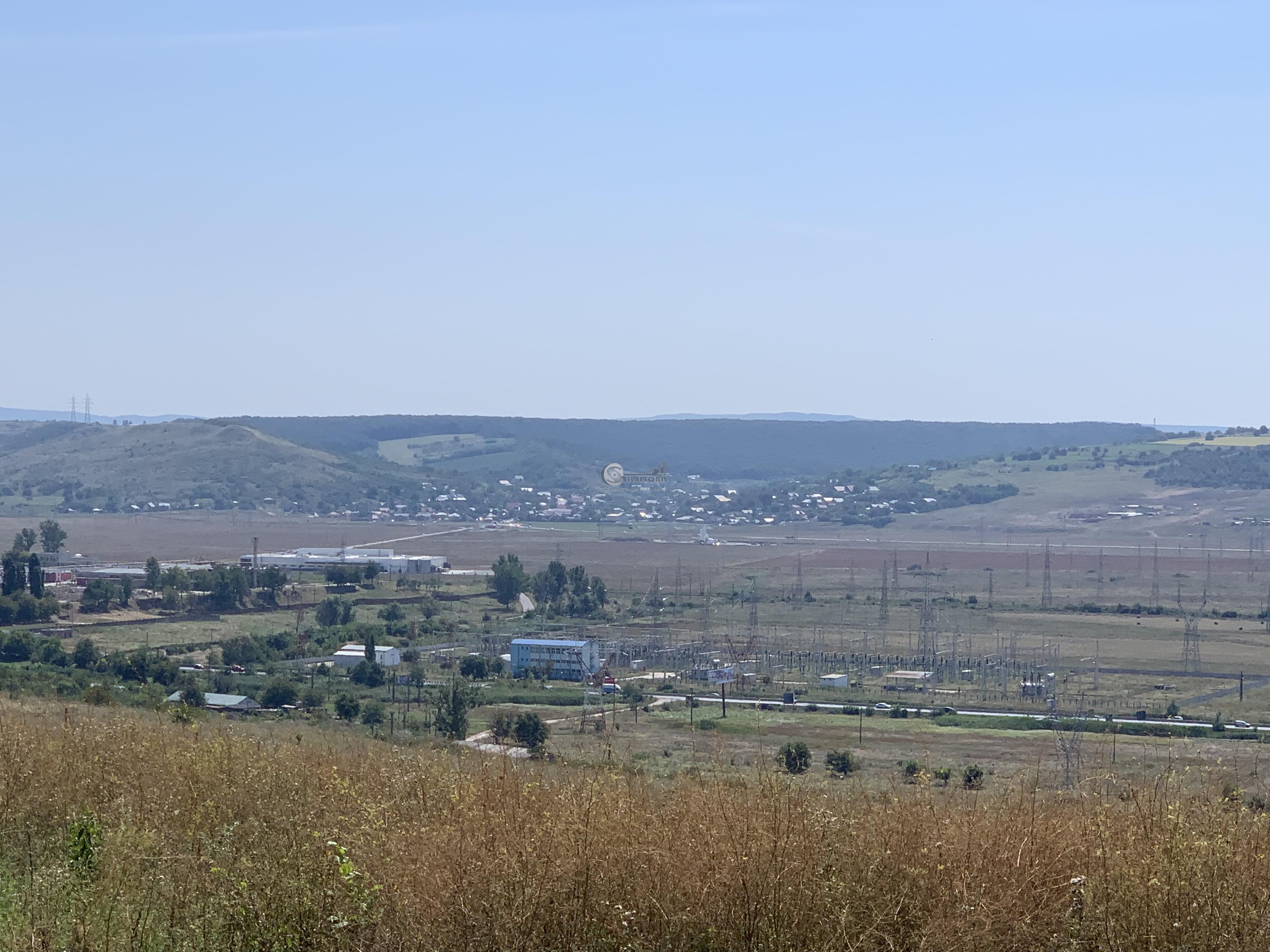 Teren intravilan Valea Lupului-Antibiotice loturi 515 mp 22500 euro