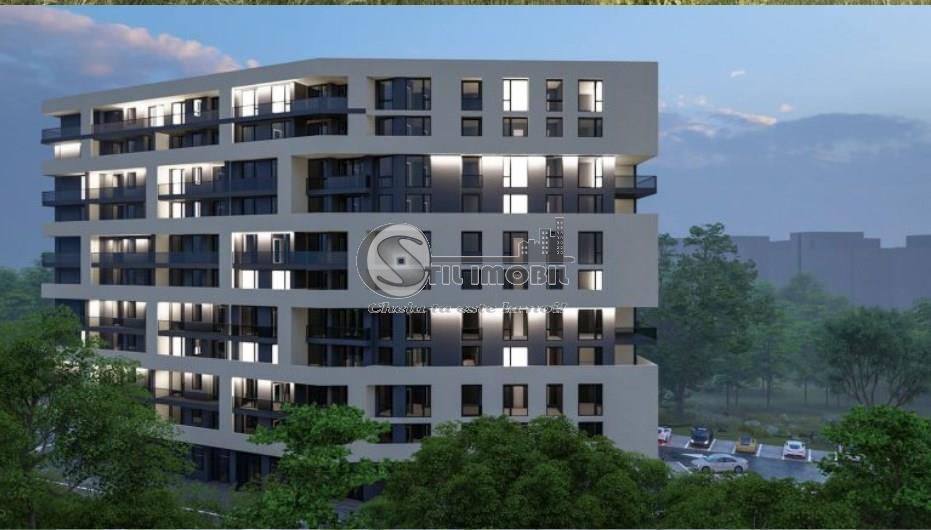 Apartament 4 camere open ,95mp, Tatarasi bloc nou