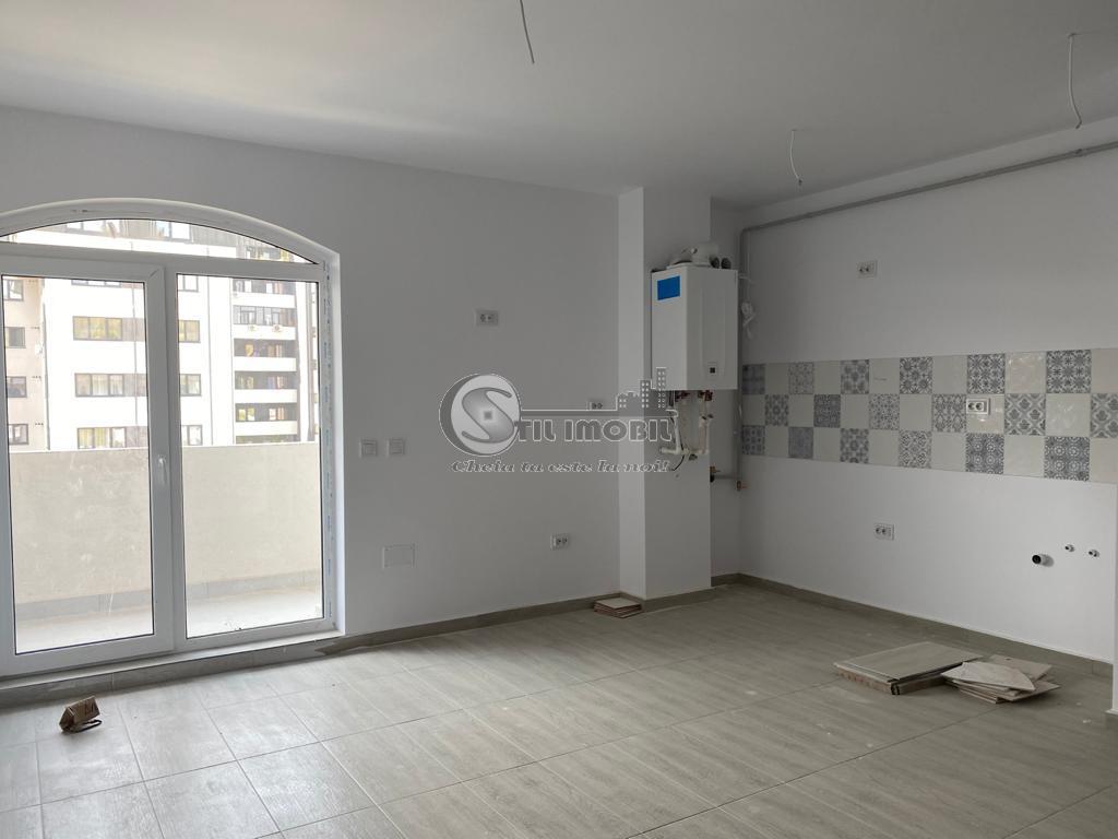 Apartament 2 camere open space,Pacurari, 49500 Euro