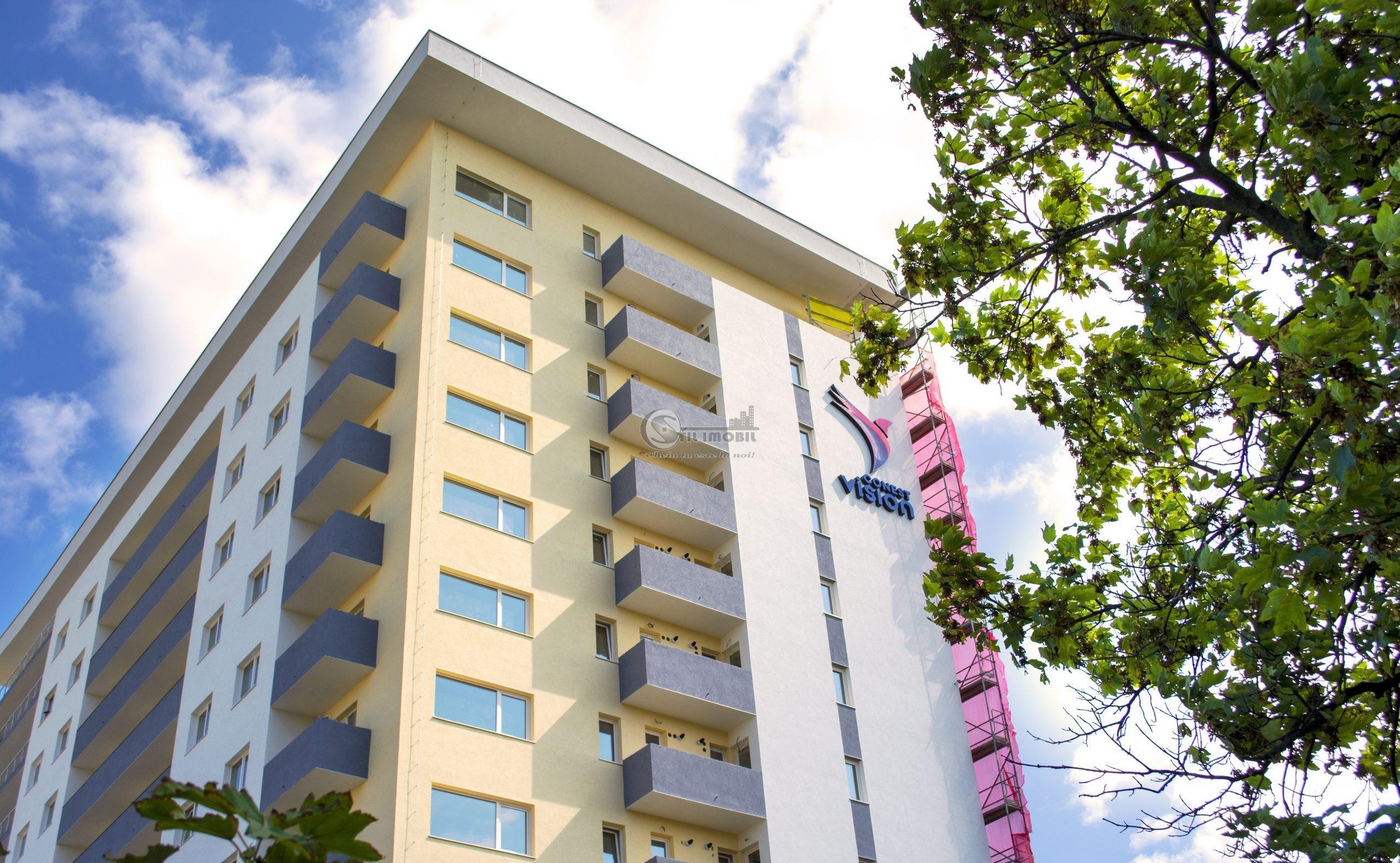 Apartament 1 camera cu terasa 20 mp Galata 73000 euro
