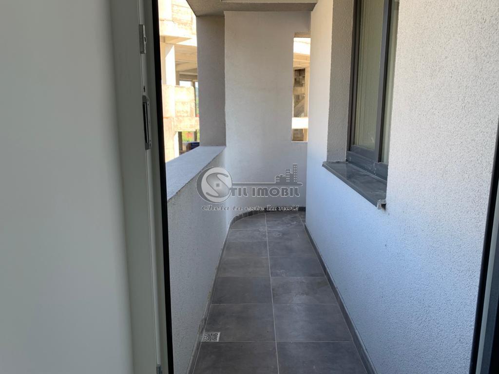Apartament 3 camere, bloc nou, Plopii fara Sot-Bucium