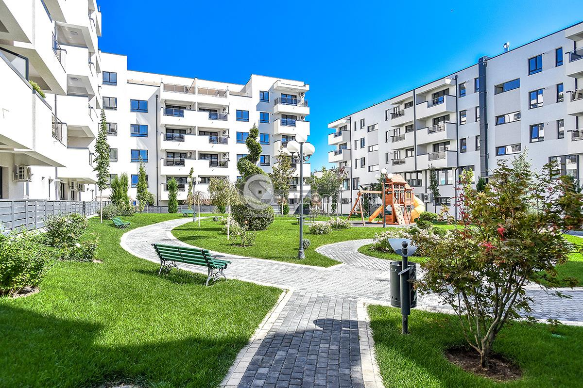 Apartament 2 camere decomandat 58.6 mp Popas Pacurari 63870 euro