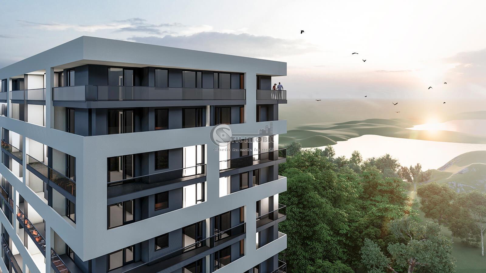 2 camere lux ,  bloc nou Tatarasi, predare martie 2022