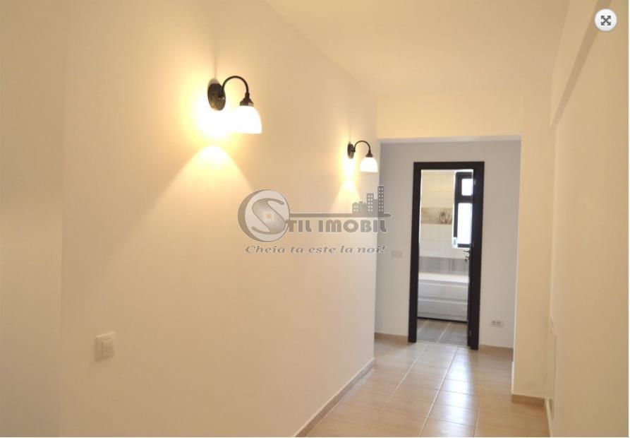 Apartament 1 camera 36 mp + 40 mp terasa Popas Pacurari 39900 euro