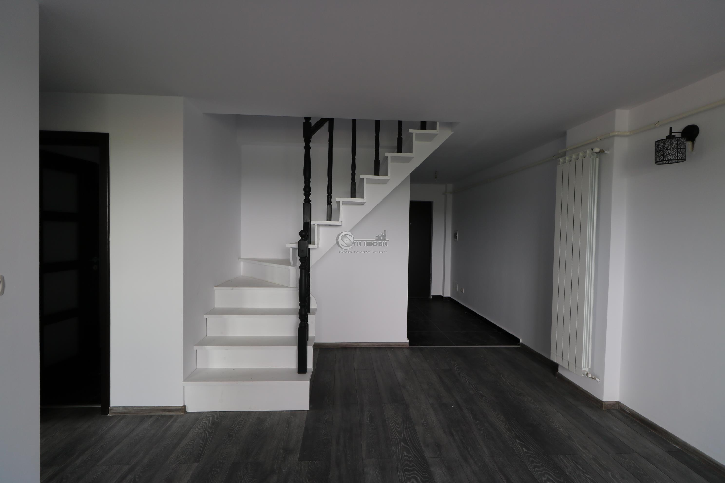 Liber ap 3-4 camere , scara interioara,75mp CUG,nou