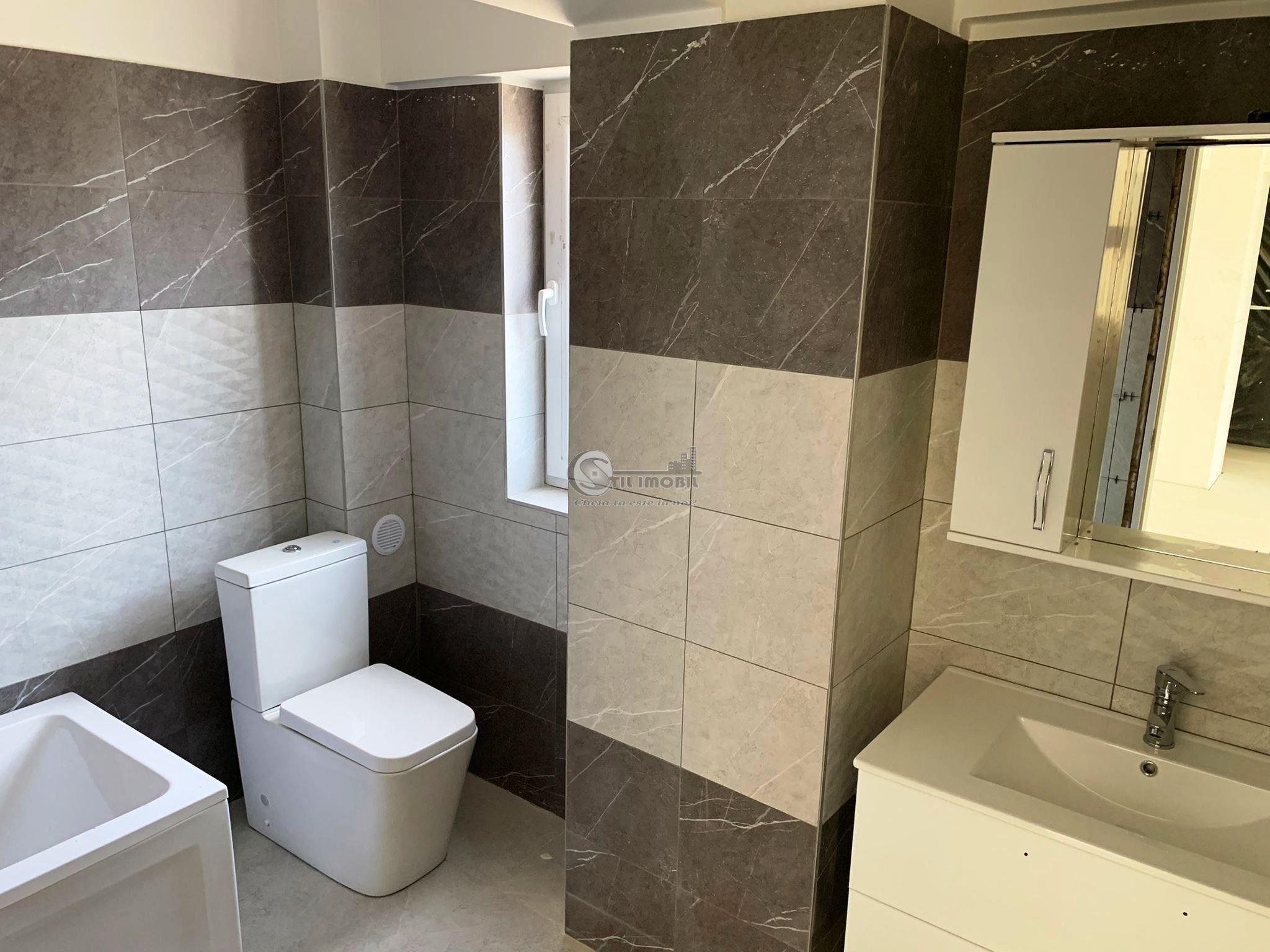 Apartament 2 camere Nou,Bucium-Bellaria, 60mp-mutare rapida
