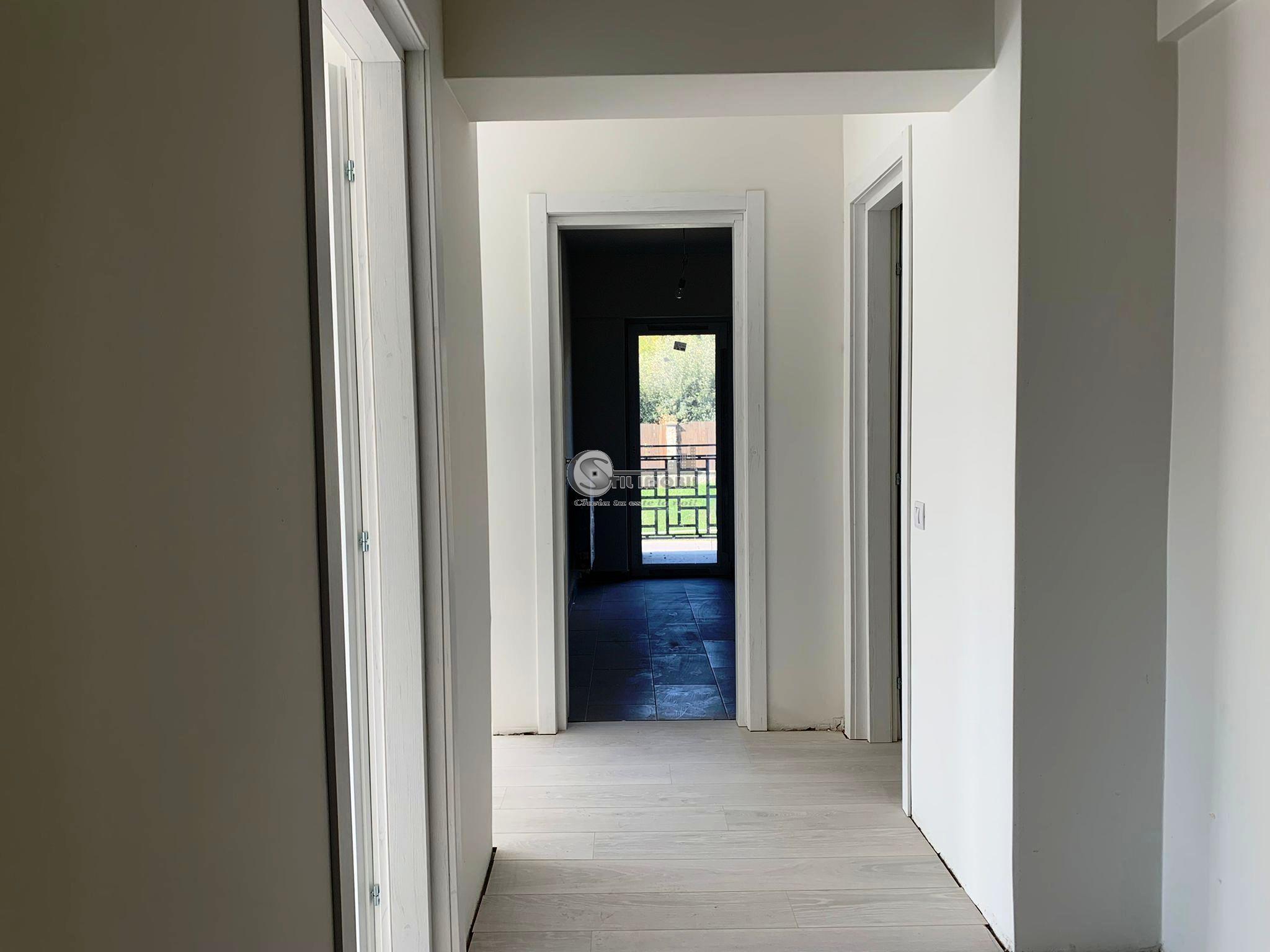Apartament 2 camere decomandat NOU,Bucium-Visan, 56,5mp