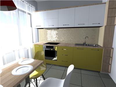 Apartament 2 camere Decomandat Model 3