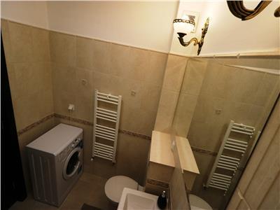 Apartament 1 camera decomandat+parcare Cris Estate  Bucium