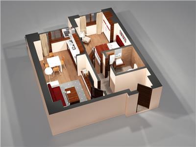 Apartament 2camere Copou - ideal investitie