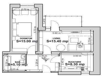 Apartment for sale in Nicolina