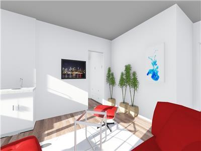 Apartament 3 camere - bloc nou - Casa sindicatelor - ideal si spatiu